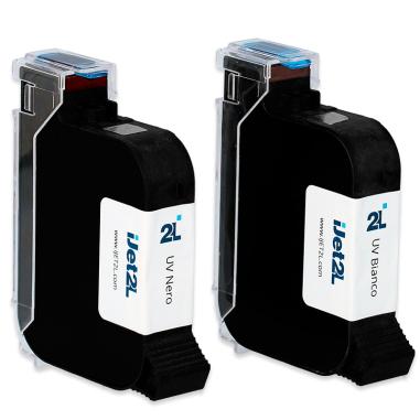 Cartuchos tinta UV para impresora Breva