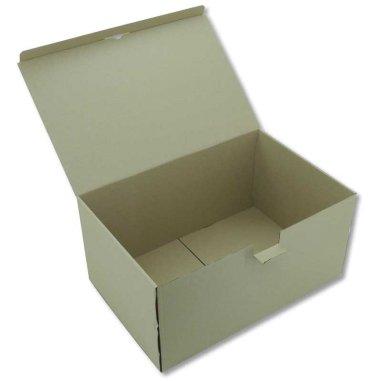 Caja estuche A12 360 x 255 x 185 mm - Abierta