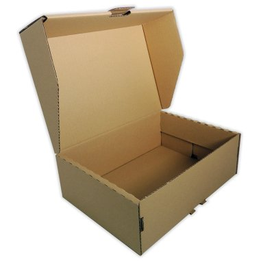Caja T6 de 318 x 100 X 230 mm - Pack de 25 unidades