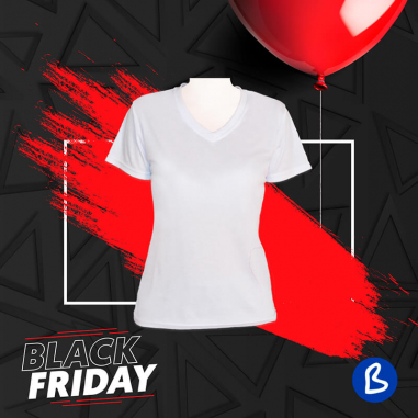 Camiseta de chica para sublimación tacto algodón - Black Friday 2020 2020