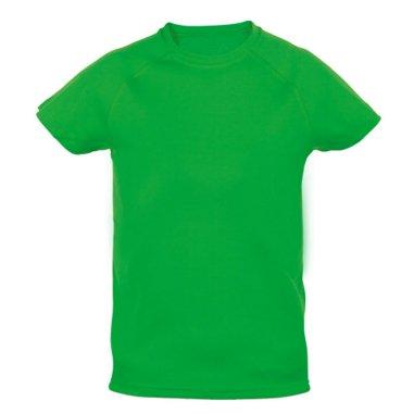 Camiseta técnica niño económica