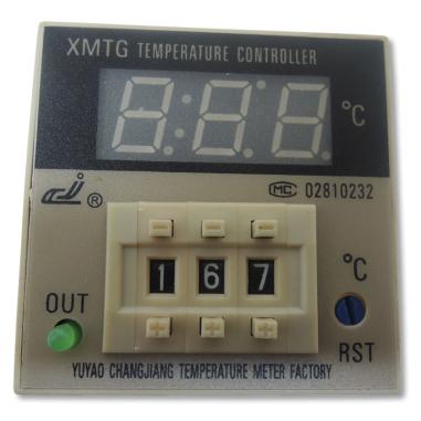 Controlador de Temperatura XMTG para planchas Katay
