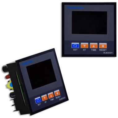 Controlador digital tiempo y temperatura para planchas neumáticas Brildor XH-B1 y manuales Brildor XH-A4