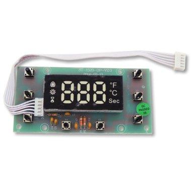 Controlador digital de tiempo y temperatura de recambio para Mini Horno de sublimación 3D