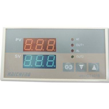 Controlador Digital Tiempo y Temperatura para planchas BT-A2 y BT-A4 - pantalla