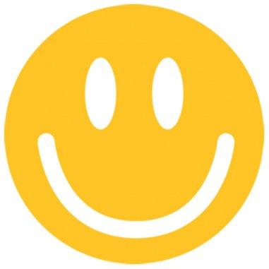 Diseño Transfer Smiley Face