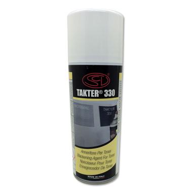 Ennegrecedor de tóner en aerosol Takter 330 - Bote de 400ml
