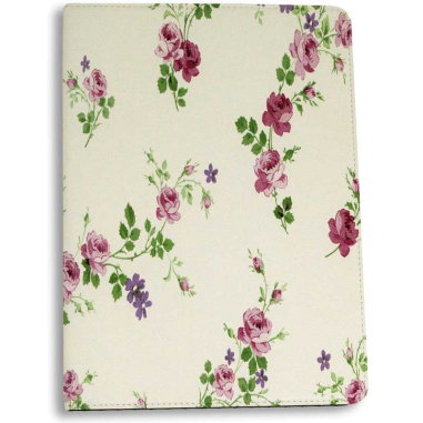 Funda carcasa simil piel para iPad Air y iPad 5