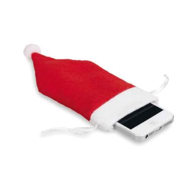 Funda navideña para móvil