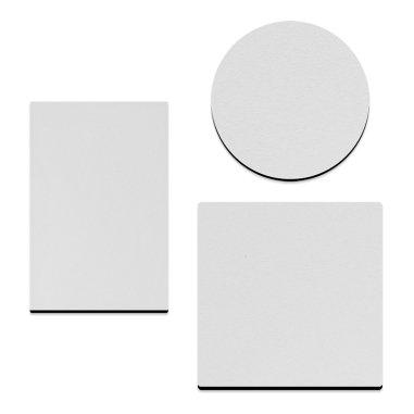 Imanes para sublimación serie figuras geométricas