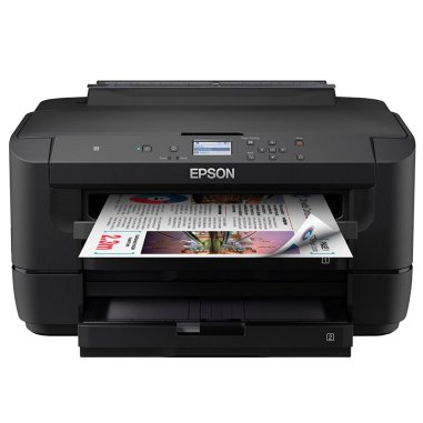 Impresora Inkjet A3 Epson WorkForce WF-7210DTW