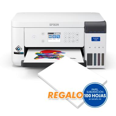 Impresora para sublimación A4 Epson SureColor SC-F100