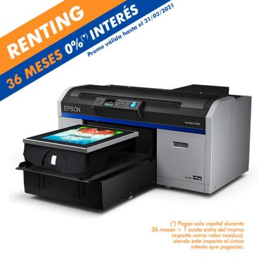 Impresora digital textil Epson SureColor SC-F2100 - Financiación