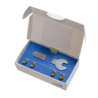 Kit de boquillas para impresoras 3D CraftBot