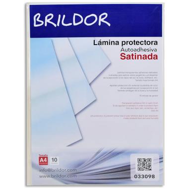Lámina protectora autoadhesiva - Embalaje