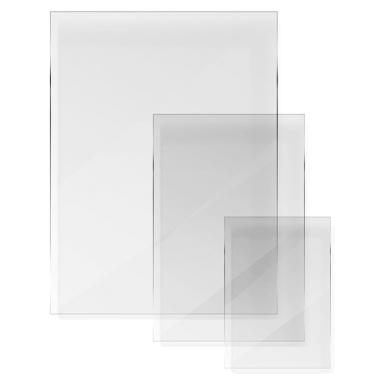 Láminas de metacrilato transparente
