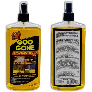 Limpiador para manchas difíciles Goo Gone - Tamaño 473 ml (16 fl.oz)