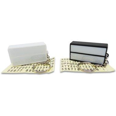 Llaveros caja de luz para mensajes