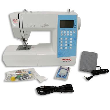 Máquina de coser doméstica Butterfly