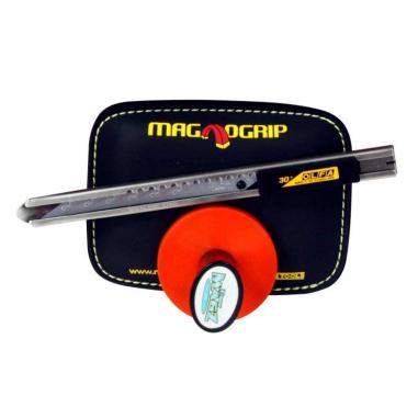 Clip magnético para cinturón