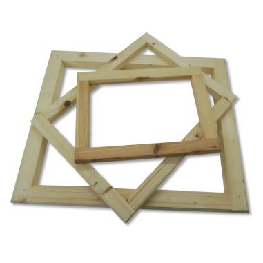 Marcos para serigrafía de madera