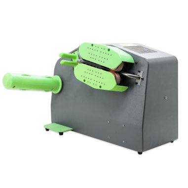 Máquina de inflado y sus bolsas de aire
