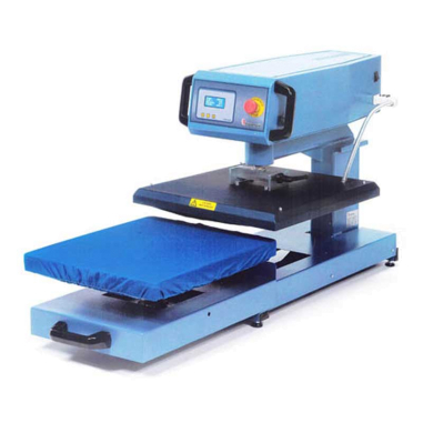 Plancha Transfer Transmatic REV 2C