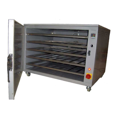 Horno de secado turbo HS-80
