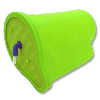 Molde de silicona para tazas cónicas y jarras de cerveza de 12 y 17oz para Mini Horno de sublimación 3D