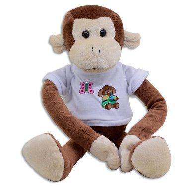Mono de peluche