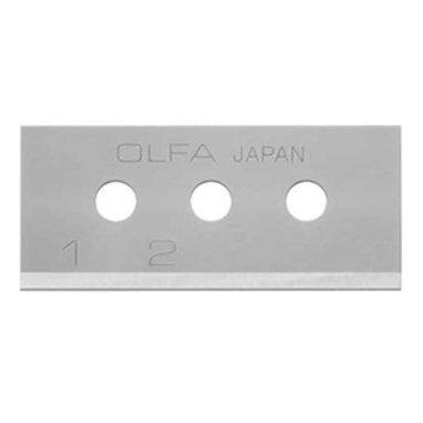 Cuchilla de recambio rectangular Olfa SKB-10/10B pack 10 uds