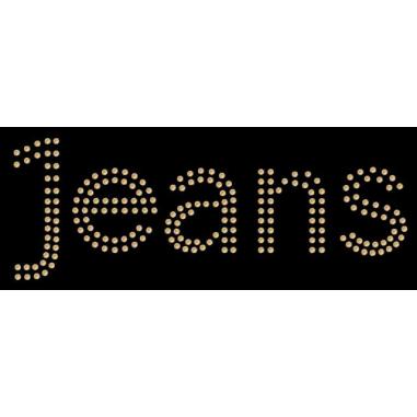 Diseño de pedrería Jeans