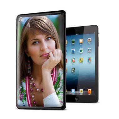 Funda protectora gel Jelliskin para iPad Mini Blanca - personalizada