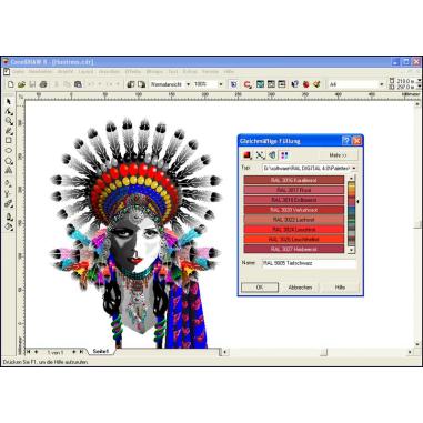 Servicio de diseño o retoque de logo para imprentilla