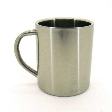 Taza de acero inoxidable