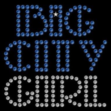 Diseño de pedrería Big City Girl