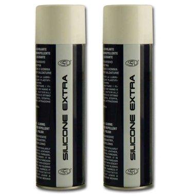 Silicona extra en spray