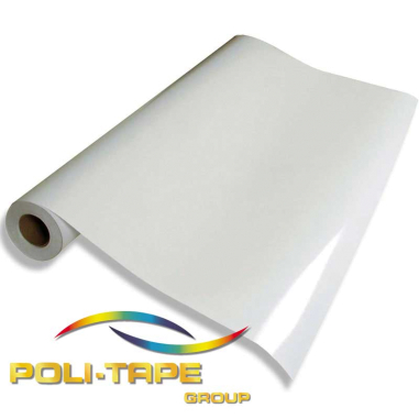 Vinilo Imprimible Solvent Brillo Poli-Tape 4031
