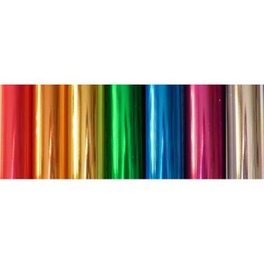 Lámina metalizada Foil
