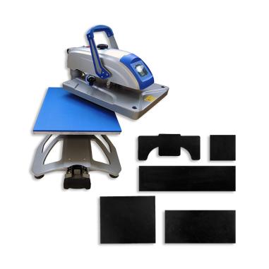 Pack Plancha transfer manual XH1.1 de 40x50 Combo 6 en 1
