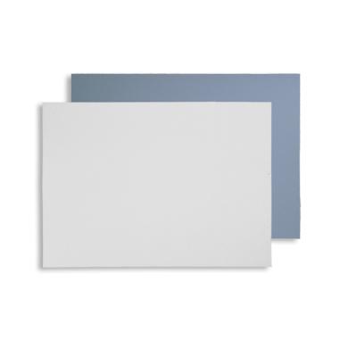 Panel de cartoncillo con laminado para sublimación de 87 x 62 cm