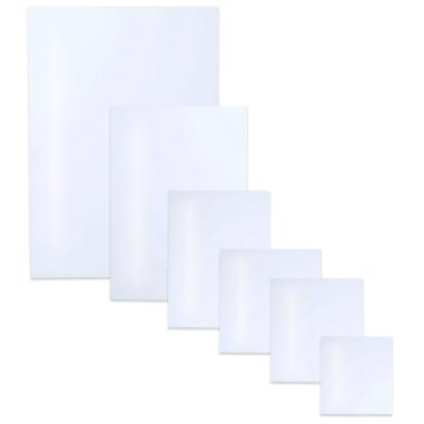 Paneles de aluminio blanco para sublimación BeautySub