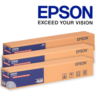 Papel fotográfico Epson Premium Semigloss Photo 250g/m²