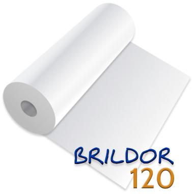 Papel sublimación en bobina Brildor 120