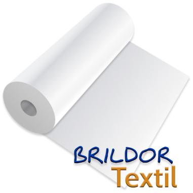 Papel de sublimación en rollo Brildor Textil