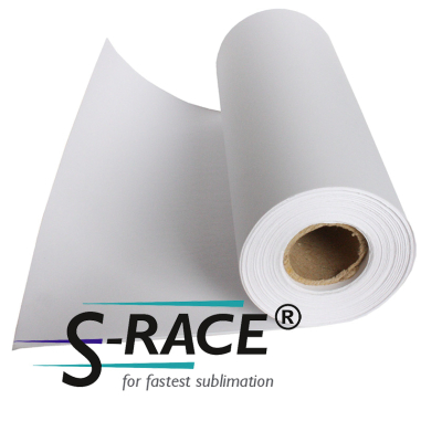 Papel sublimación en bobina S-RACE®