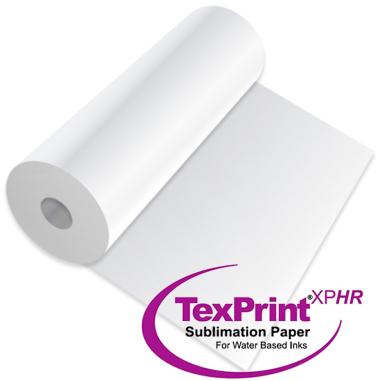 Papel sublimación en rollo TexPrint-HR
