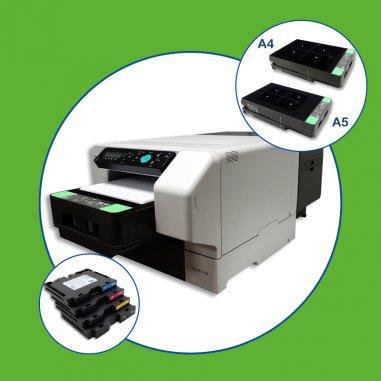 Pack impresora Ricoh Ri 100 sin horno finalizador
