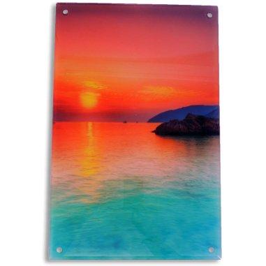 Panel acrílico de 250 x 400 mm