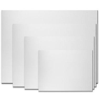 Paneles de cartoncillo con laminado para sublimación